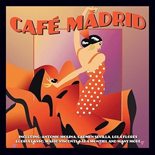 Café Madrid [double Cd]