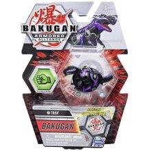 Bakugan Armored Alliance 1 Pack 2 Inch Figure Trox (Darkus Faction)