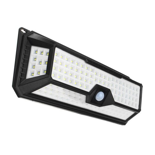 Waterproof Outdoor PIR Motion Sensor Solar Light 136 LED