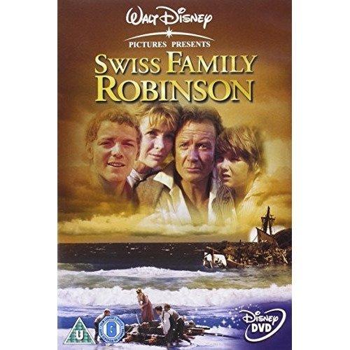 Swiss Family Robinson DVD [2004]