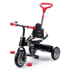 Licensed BMW Mini Cooper 4in1 Folding Trike Black