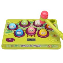 Electric Whac A Mole Toys Play Hit Hammering Game Table Game Toy |Gags & Practical Jokes