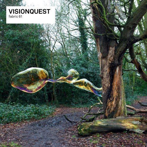Visionquest - Fabric 61: Visionquest [CD]