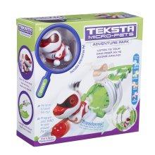 Teksta 63719 Micro Pet Dino Playset