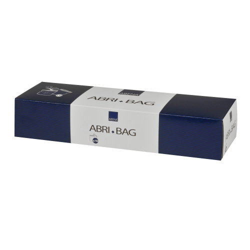 Abri-Bag - Zip Bag For Incontinence Pads - Incontinence Accessories