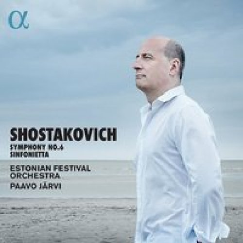 ESTONIAN FESTIVAL ORCHESTRA; PAAVO J\xC4RVI - SHOSTAKOVICH: SYMPHONY NO. 6; SINFONIETTA  - CD