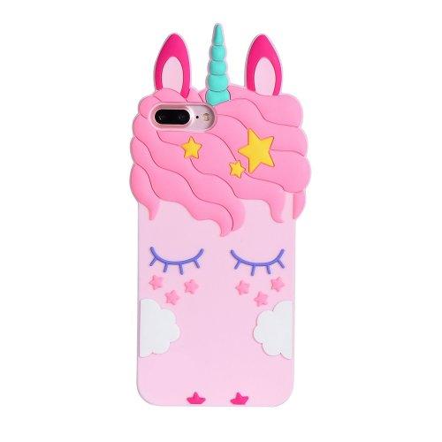 Unicorn Soft 3D Silicone Case for