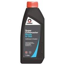 Comma SCC1L 1L Super Coldmaster Ready to Use Antifreeze and Coolant