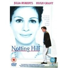 Notting Hill [dvd] [1999] - Used