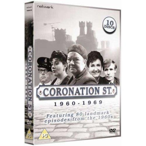 Coronation Street - 1960-1969 DVD [2011]
