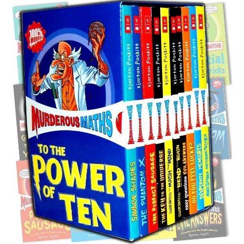 Murderous Maths Box Set Set