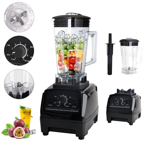 2L1450w High Power Table Top Blender Processors Smoothie Maker Juicer