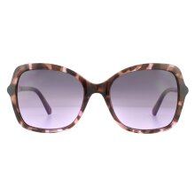 Swarovski Sunglasses SK0235-H 55T Pink Havana Bordeaux Gradient