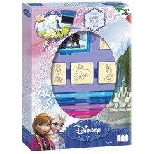 Disney's Frozen Themed Stamp Set (12-Piece)