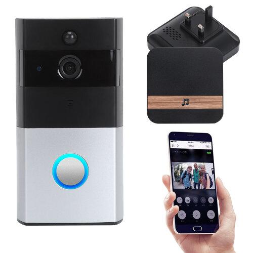 720P Smart Video Doorbell Camera Wireless WiFi Security Phone Bell