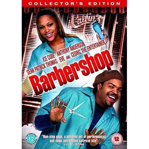 Barbershop DVD [2003]