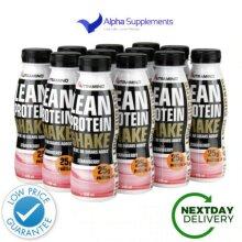 Nutramino Lean Protein Shake RTD 12x330ml
