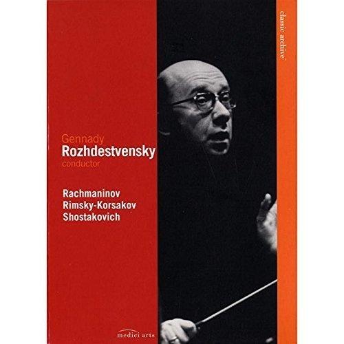 Gennady Rozhdestvensky - Classic Archive: Gennady Rozhd