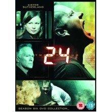 24 - Season 6 [box Set] - Used