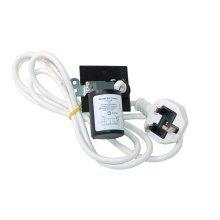 Indesit Washing Machine Mains Cable & Filter