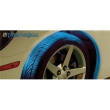 PlasmaGlow 10618 Flexible LED Wheel Well Kit - ORANGE