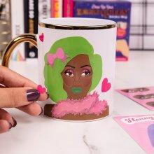 Fizz Creations Drag Queen Dress up Mug