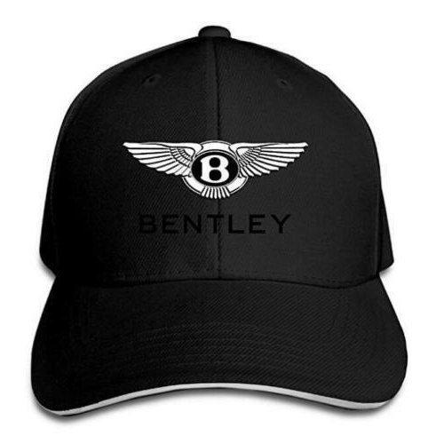 Bentley Motors Sandwich Baseball Caps For Unisex Adjustable Hat