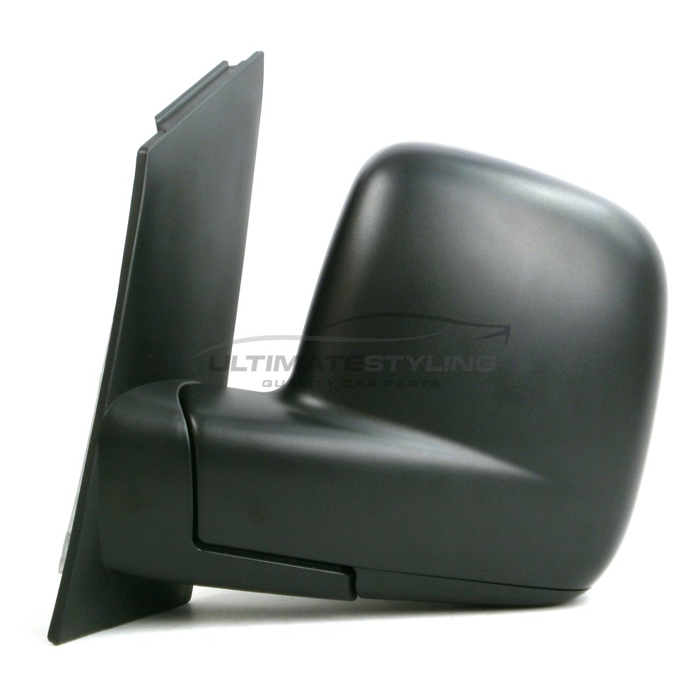 Caddy Mk3 2004-2010 Wing Mirror Glass Heated O//S Drivers Side Right