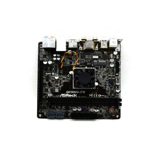 For ASRock QC5000-ITX,QC5000-ITX/WIFI ,QC5000-ITX/PH DDR3 Mini-ITX Motherboard - Used