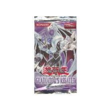 Gladiators Assault YuGiOh GX Card Game 1st EDITION Booster Pack