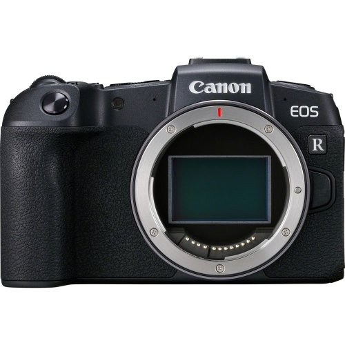 Canon EOS RP Mirrorless Camera with Mount Adapter