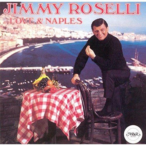 Jimmy Roselli - Love N Naples (2cd) [CD]