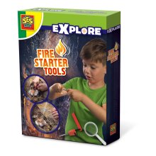 Ses Creative Children's Explore Fire Starter Tools Unisex 8 Years Or Above 25075