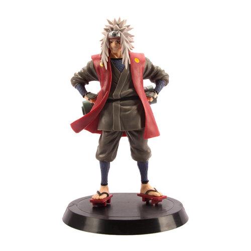 Anime Naruto Jiraiya Gama Sennin Figure Toy Model