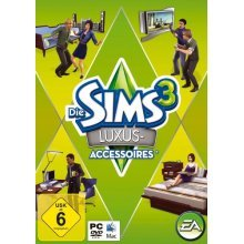 Die Sims 3 Luxus Accessoires (Add-On) (PC) - Used