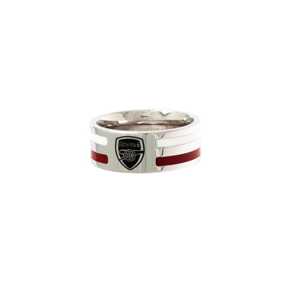 Black Inlay Ring Small Arsenal F.C