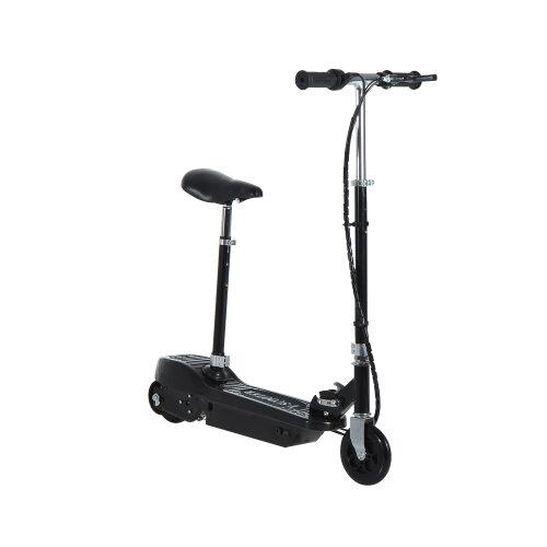 HOMCOM Kids Foldable E Scooter Electric 120W Toy w/ Brake Kickstand