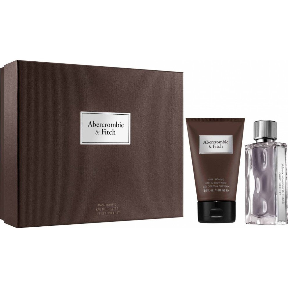 Abercrombie & Fitch First Instinct Gift