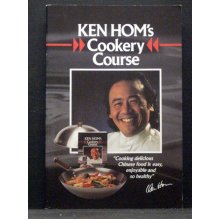 Ken Hom`s Quick and Easy Cookery Course - Used