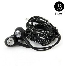 B&O by Bang & Olufsen and LG In-Ear Headphones  Black with Black&White
