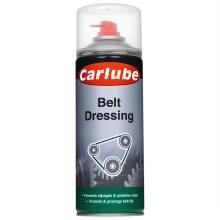 Carlube Car Fan & Drive Belt Dressing Treatment - 400ml