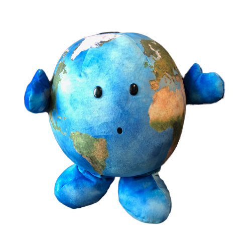 Celestial Buddies Our Precious Planet Earth Plush Toy