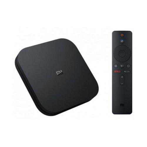 TV Player Xiaomi Mi BOX S 4K Ultra HD 8 GB 2 GB RAM Black