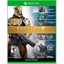 Destiny The Collection Xbox One Standard Edition