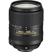 Nikon AF-S DX NIKKOR 18-300mm f/3.5-6.3G ED VR Lens (Refurbished by Nikon USA) - Used