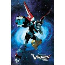 "Poster - Studio B - Voltron - Legendary Defender 24""x36"" Wall Art p4847"