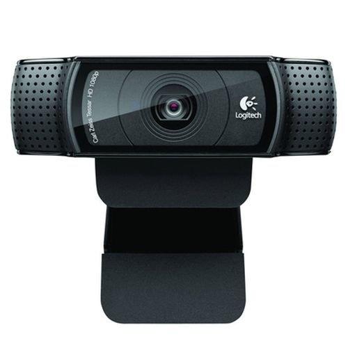 Logitech C920 Webcam 15Mp Hd 1080P Mic Hd Video Calling Auto Light Correcti 960-001055