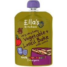 Ella's Kitchen Organic Vegetable & Lentil Bake - 6x130g