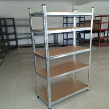 Heavy Duty Metal Galvanised Shelving Rack Unit Garage Storage Shelf