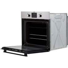 Zanussi ZZB35901XA Built In Electric Single Oven - Stainless Steel